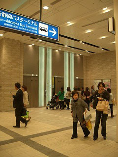 中央エレベーター